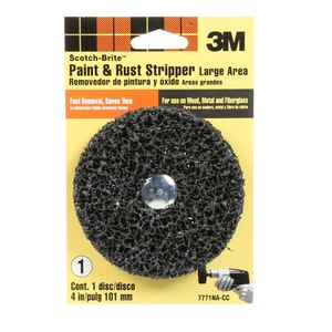 3M  Black Oxide  Medium Grit Paint and Rust Stripper