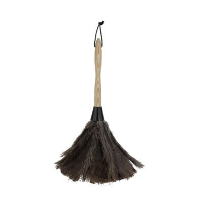 Casabella Ostrich Feather Duster 4 in. W x 14 in. L 1 pk