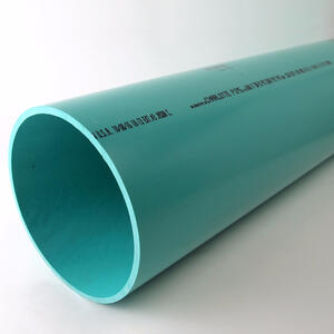 Charlotte Pipe  5.915 in. Dia. x 14 ft. L PVC  Sewer Main
