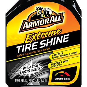 Armor All  Extreme  Tire Cleaner  22 oz.
