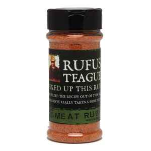 Rufus Teague  BBQ  Seasoning Rub  6.5 oz.