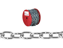 Baron  2/0  Passing Link  Carbon Steel  Chain  0.18 in. Dia. x 50 ft. L