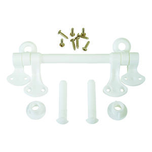 Ace Toilet Seat Hinge White Ace Hardware