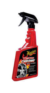 Meguiar's  Hot Rims  Chrome Wheel Cleaner  24 oz.