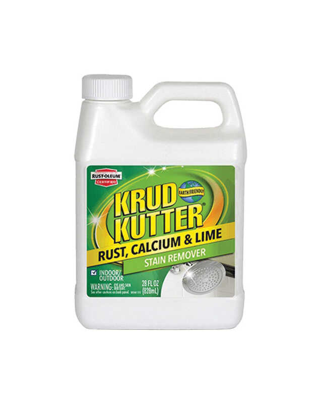 Krud Kutter 28 Oz Calcium Lime And Rust Remover Ace