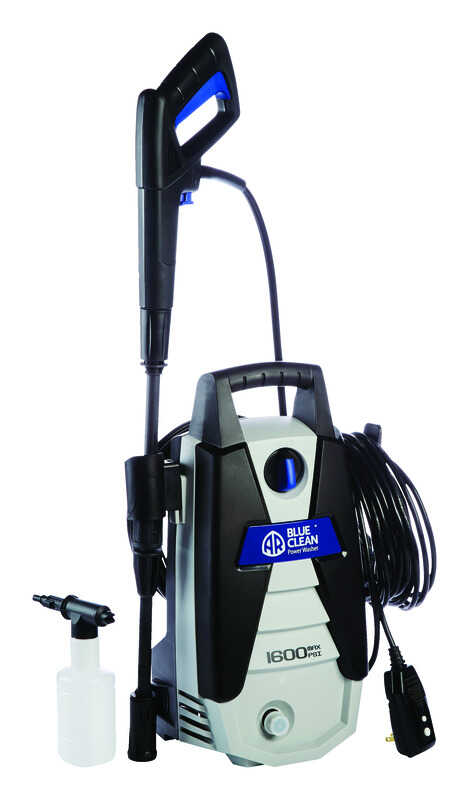 AR Blue Clean  1600 psi Electric  1.58 gpm Pressure Washer