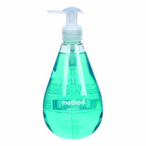 Method  Waterfall Scent Gel Hand Wash  12 oz.