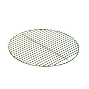 Weber  Joe Silver, Gold  Plated Steel  Grill Cooking Grate  13.7 in. L x 13.7 in. W x 0.3 in. H