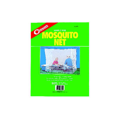 Coghlan's  White  Mosquito Net  59 in. H x 78 in. W x 63 in. L 1 pk