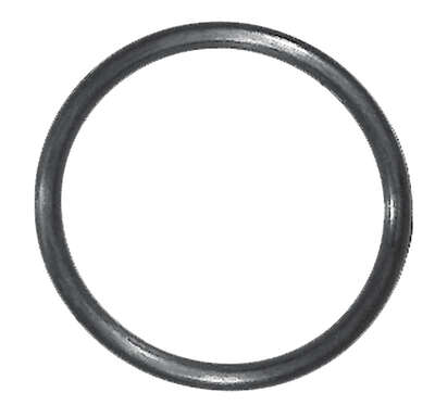Danco  0.88 in. Dia. x 3/4 in. Dia. Rubber  O-Ring  1 pk
