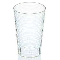 Arrow Home Products  30 oz. Clear  Plastic  Cup
