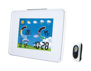 Taylor  Wireless Weather Station with Barometer  Weather Station