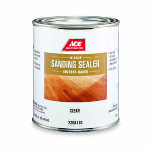 Ace  Smooth  Clear  Oil-Based  Sanding Sealer  1 qt.