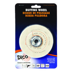 Dico Cotton Buffing Wheel