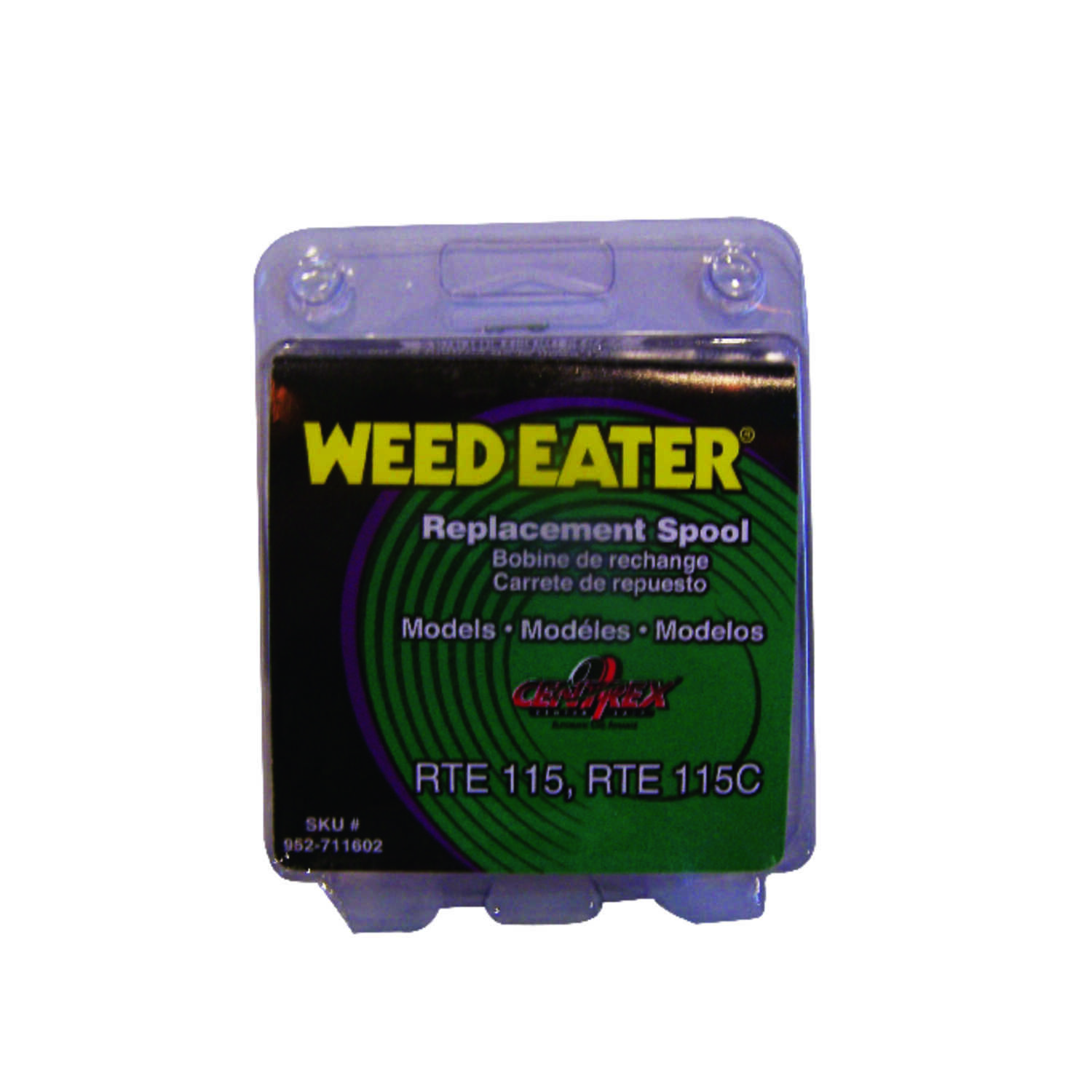Weed Eater  Centrex  .065 in. Dia. x 25 ft. L Replacement Line Trimmer Spool