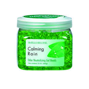 Smells Begone  Calming Rain Scent Odor Absorber  12 oz. Gel