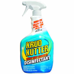 Krud Kutter  Heavy Duty  No Scent Cleaner and Disinfectant  32 oz. Liquid
