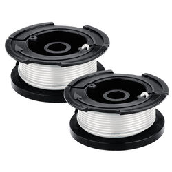 Black and Decker Residential Grade .065 in. Dia. x 30 ft. L Replacement Spool and String