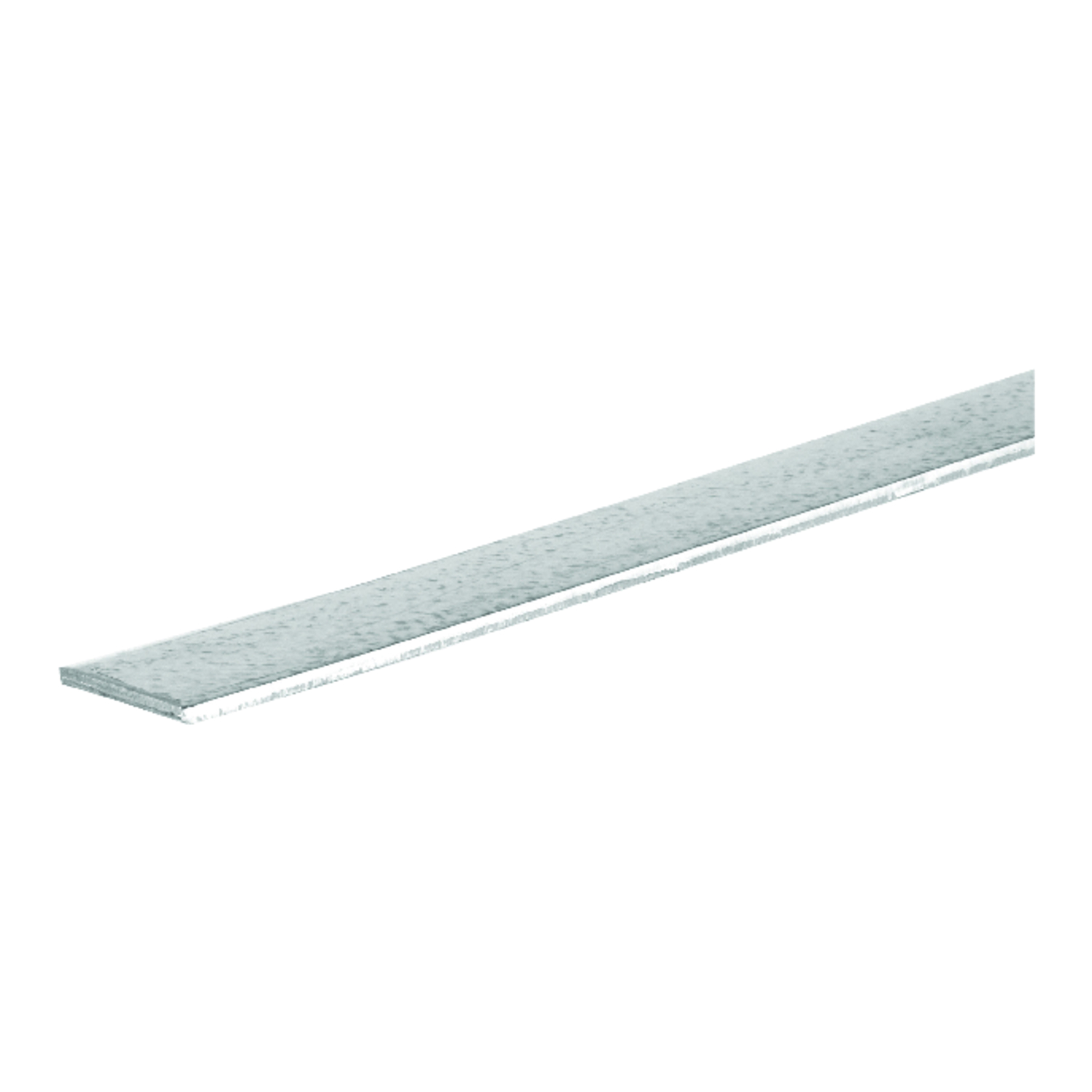 Boltmaster Flat Bar 1/8 in. x 1-1/4 in. x 48 in. 12 Ga Galvanized Steel