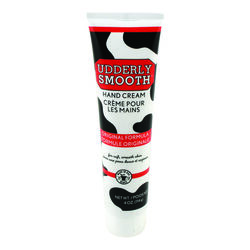 Udderly Smooth  Lightly Scented Scent Hand Cream  4 oz. 1 pk