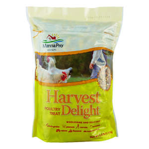 Manna Pro  Harvest Delight  Food  Crumble  For Poultry