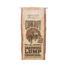 Cowboy All Natural Hardwood Lump Charcoal 20 lb.