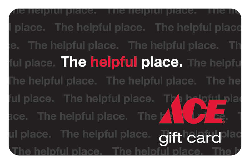 191454eadb2 Ace $20 Gift Card - Ace Hardware