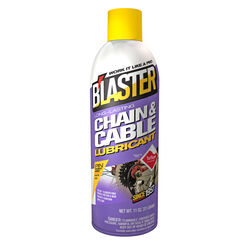 Blaster  Chain and Cable Lubricant  11 oz. Can