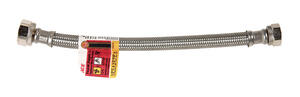 Ace  9 in. Braided Stainless Steel  Supply Line