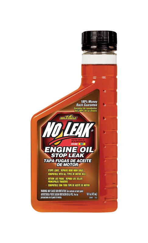 No Leak Engine Sealer 16 oz. Stops Leaks and Smoke