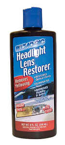 Blue Magic  12 volt Headlight Lens Restorer  1  Other