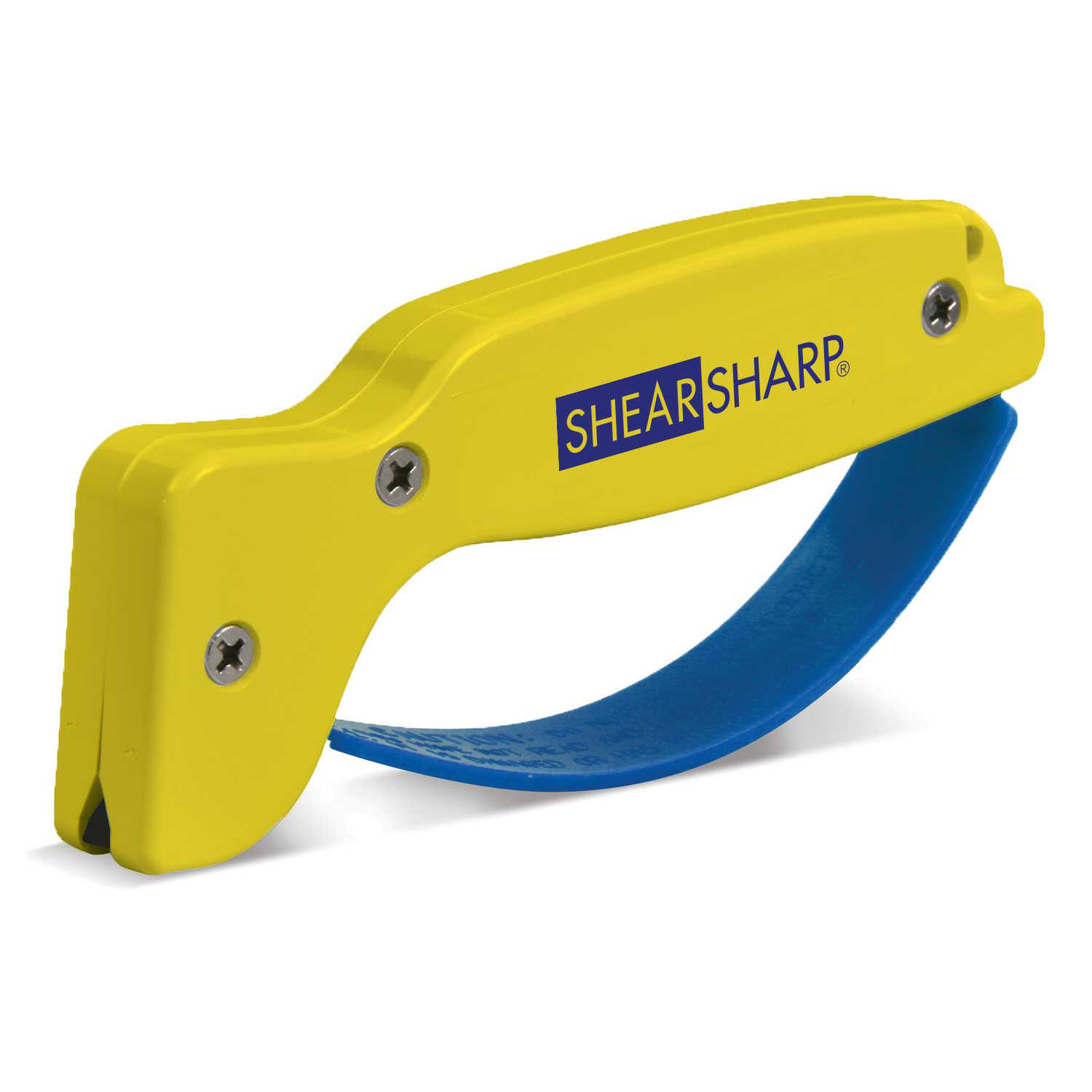 ShearSharp  AccuSharp  Gloss  Tungsten Carbide  1  Scissor Sharpener  Yellow