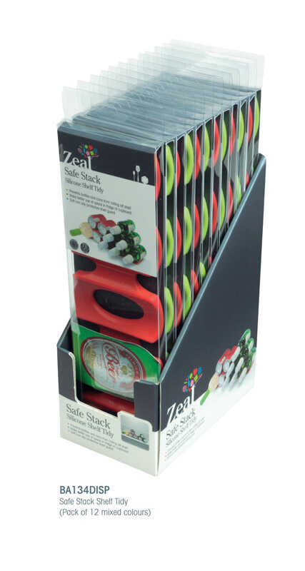Zeal  7 in. W x 13-1/2 in. L Stacking Shelves