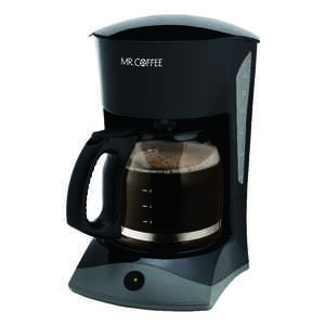 Mr. Coffee  Simple Brew  Black  12 cups Coffee Maker