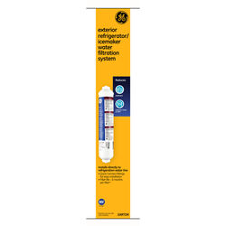 GE Appliances  Refrigerator  Water Filtration System