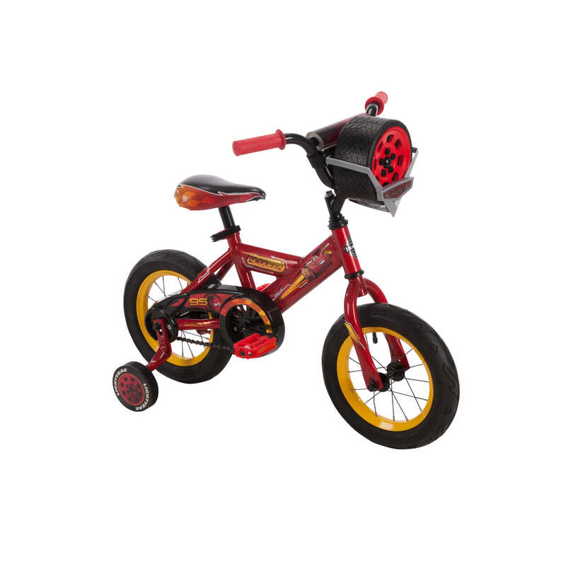 Huffy  Boys  12 in. Dia. Bicycle  Red