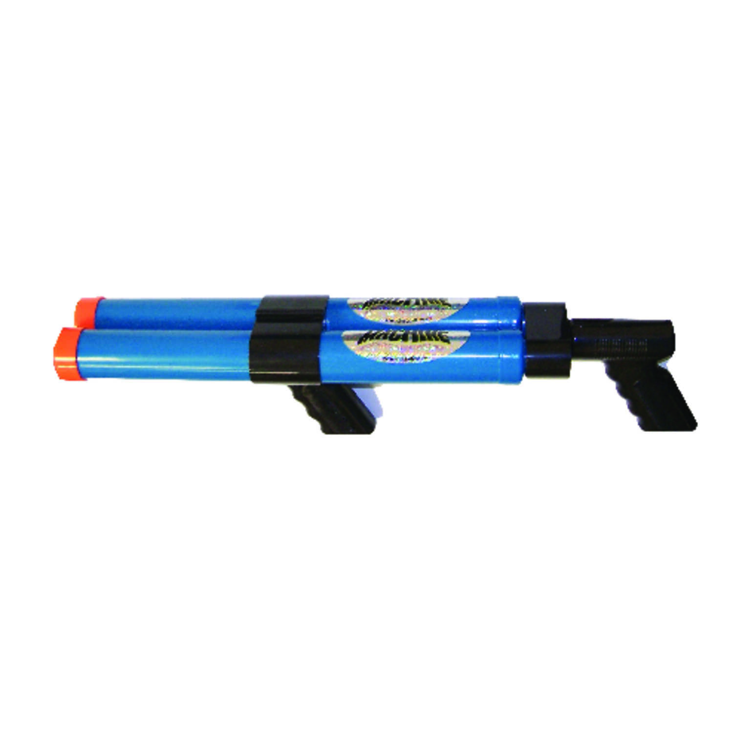 Water Sports  Double Barrel Stream Machine  Polypropylene  Assorted  Water Gun  23 in. L