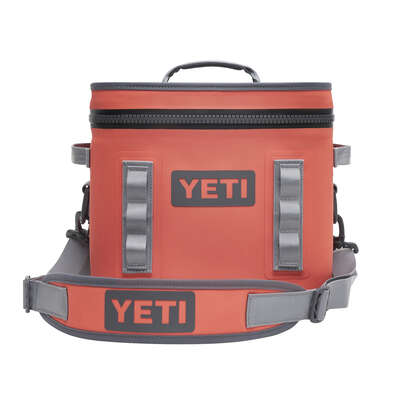 YETI  Hopper Flip 12  Cooler  12 can Coral