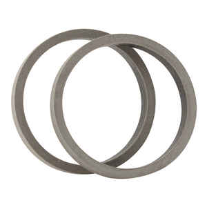 Ace  1-1/2 in. Dia. Rubber  Slip Joint Washer  2