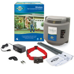 Petsafe  Wireless Pet Containment  1/2 acre Wireless Containment System