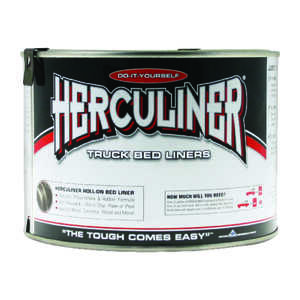 Herculiner  Black  Truck Bed Coating  1