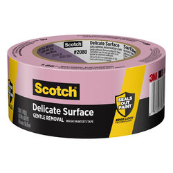 Scotch  1.88 in. W x 60 yd. L Purple  Medium Strength  Painter's Tape  1 pk