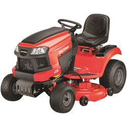 Craftsman  46 in. Hydrostatic  Gas  Riding Mower
