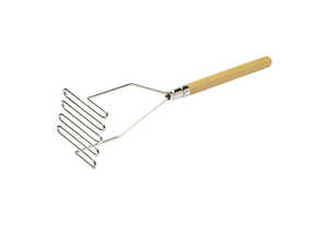 Marshalltown  Stainless Steel  Drywall Mud Masher  5 in. L