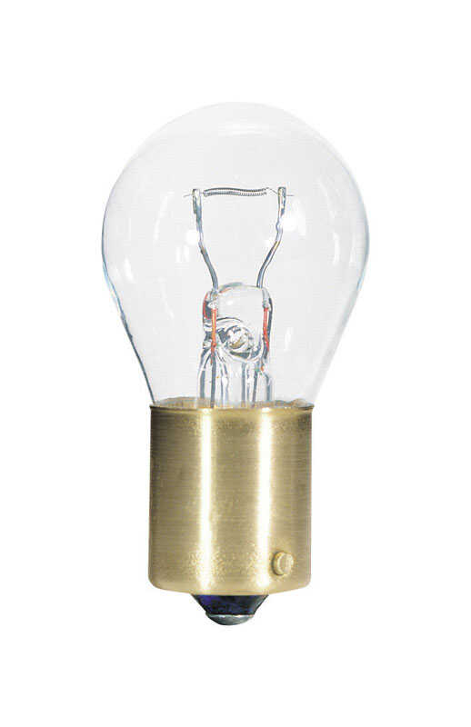 Westinghouse  21 watts S8  Incandescent Bulb  255 lumens Warm White  Speciality  2 pk