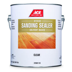 Ace  Clear  Oil-Based  Sanding Sealer  1 gal.