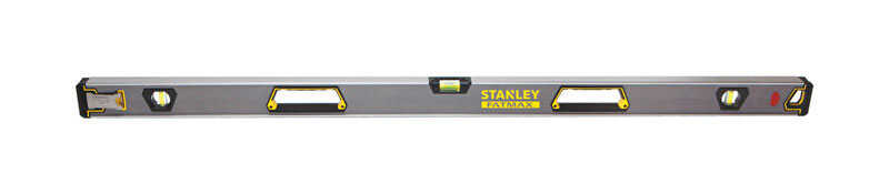 Stanley  Fat Max  48 in. Aluminum  Box Beam  Level  3 vial