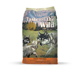 Taste of the Wild  High Prairie  Bison  Dry  Dog  Food  Grain Free 28 lb.