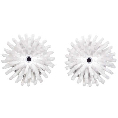 OXO  Good Grips  3 in. W Plastic  Replacement Dish Brush Heads