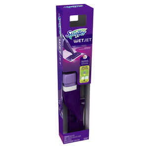 Swiffer  WetJet  14 in. W Mop Kit